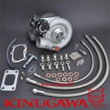 Kinugawa Billet Turbocharger Bolt-On 2.4″ TD06SL2-20G 10cm for Nissan Skyline RB20 RB25DET