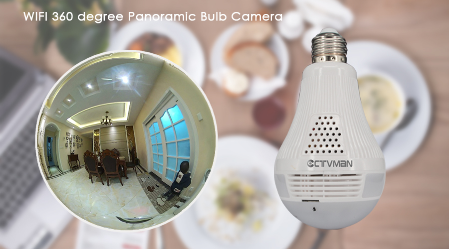 01 360 panoramic camera wifi