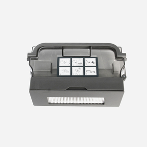 1 piece for Ecovacs Deebot M87 M88 900 901 DE35 / DE33 / DG711 / DG710 / DG711 robot vacuum cleaner accessories dust box filter