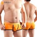2016 novos homens de alta qualidade Plus Size Shorts garra de urso urso cueca Sexy Boxers projetado para Gay urso frete grátis ml XL XXL