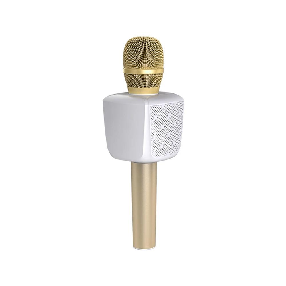 Wireless Bluetooth Karaoke Microphone Mobile Phone Car Microphones for Stage Conference specific Ktv specific Interview specific