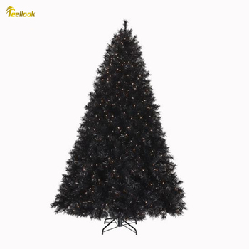 Teellook 1.2m-3.0m luminous Christmas tree Christmas day hotel family shopping mall decorations ornaments