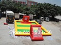 Factory direct inflatable toys, inflatable bouncer, inflatable football field