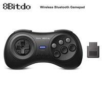 8Bitdo M30 2.4G Wireless Bluetooth Gamepad Controller Joystick for Nintendo Switch Windows for SEGA Mega Drive & Genesis