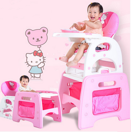 Multi-function children eat eat chair of the portable chair baby baby adjustable folding table seats free shipping children eat chair the portable folding multi function plastic baby chairs and tables for dinner