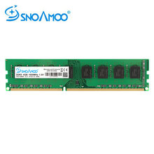 Snoamoo Новый настольный ПК ddr3 4 Гб 1333/1600 МГц pc3 12800s