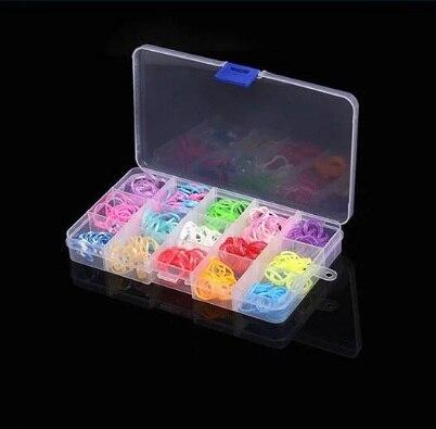 10,15,24 grid High quality PP material Storage box Jewelry ornaments Screw etc. Storage organizers box