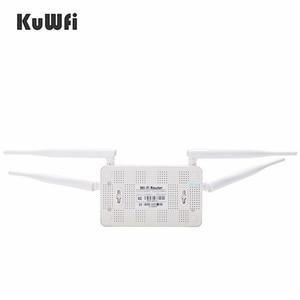 Image 4 - OpenWRT мощный беспроводной маршрутизатор, 300 Мбит/с, Предварительно заряженный мощный Wi Fi сигнал, беспроводной маршрутизатор, Домашняя сеть с антенной 4*5 дБи