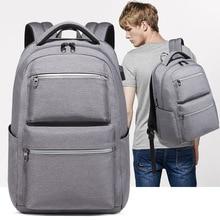 New Backpack Laptop Backpack USB Charging Backbag Travel Daypacks Male School Bookbag Leisure Backpack Anti Theft Brand Mochila new brand backpack 2015 mochila s05 backpack