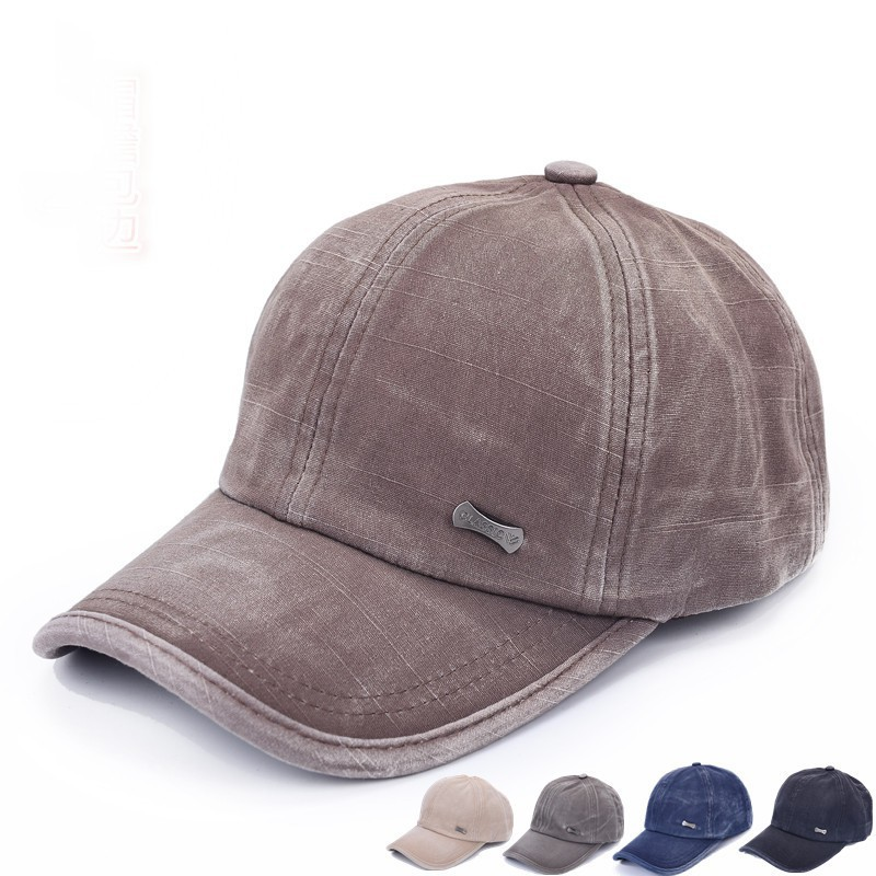 Summer Style Cadet  Baseball Cap Mens Women Classic Adjustable Army Plain Hat For Dropshipper man woman vintage military washed cadet hat army plain flat cap