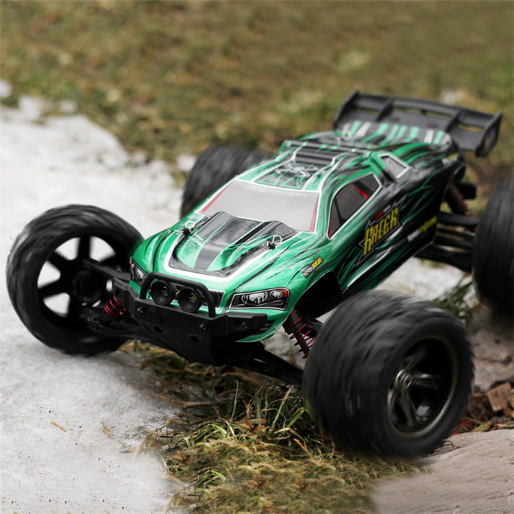 1:12 45kmH+ Gptoys S912/9116 2.4G 2WD RC Monster Truck Crawler Drift Controle Remoto Bigfoot Speed waterproof and shockproof