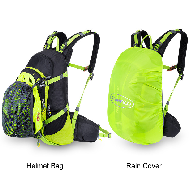 20L Men Boys Functional Hiking Backpack Sports Outdoor Mountaineering Rucksack