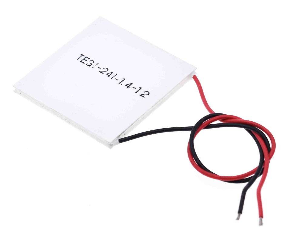 High efficiency semiconductor thermoelectric generator, TEG1-241-1.4-1.2 high power hot surface, temperature 200 degreeHigh efficiency semiconductor thermoelectric generator, TEG1-241-1.4-1.2 high power hot surface, temperature 200 degree