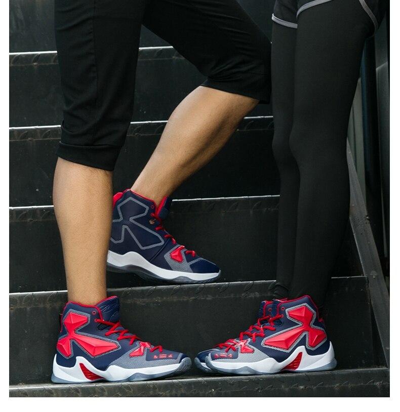 2016 original basketball shoes non slip breathable