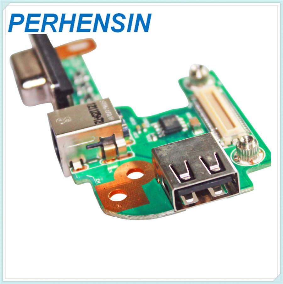 US $12 98 |For Dell For Inspiron N5110 DQ15DN15 48 4IF05 011 CRT DC Power  Jack VGA USB Board-in Computer Cables & Connectors from Computer & Office  on