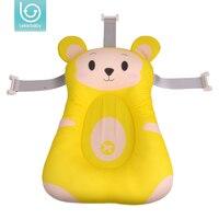 Lekebaby bebek küveti mat Yenidoğan Bebek Katlanabilir bebek küveti ped sandalye raf yenidoğan küvet koltuk bebek desteği Yastık mat