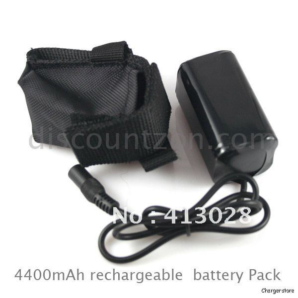 Magicshine Light Battery: 4400mAh Rechargeable Battery Pack For Magicshine Bicycle