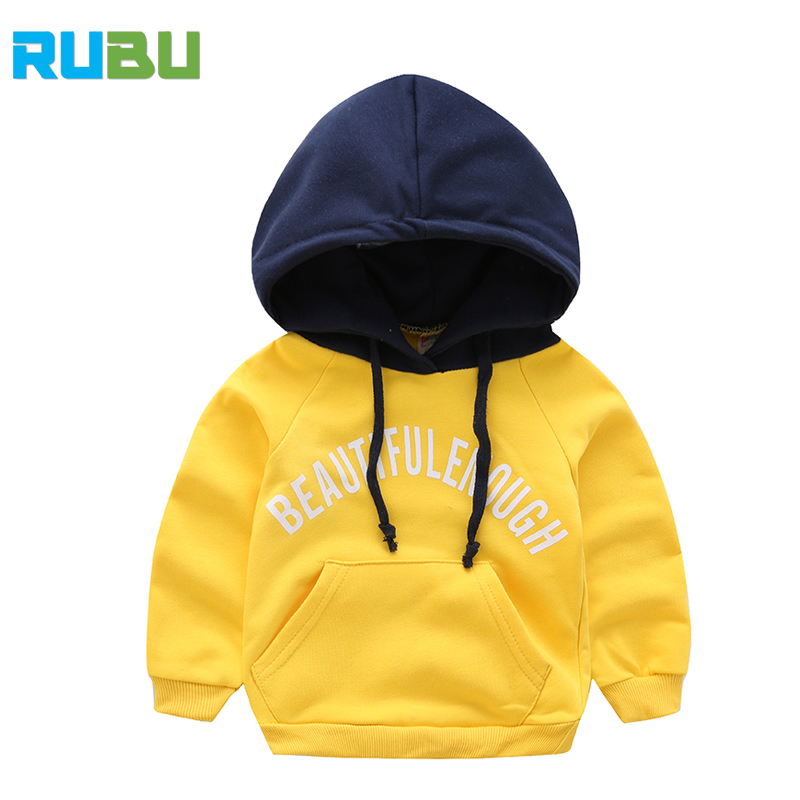 2017 New Children's Clothing Spring And Autumn Boys Sweater Baby Child Casual Hooded Children's Jacket Clothes JSB225