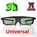 Dlp-link mini proyectores universal recargables vidrios activos del obturador 3d para lg benq acer dell sharp vivitek