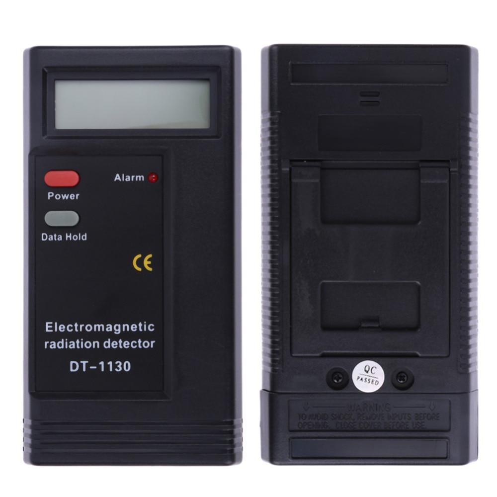High Quality LCD Digital Electromagnetic Radiation Detector EMF Meter Dosimeter Tester Radiation Measurement  цены