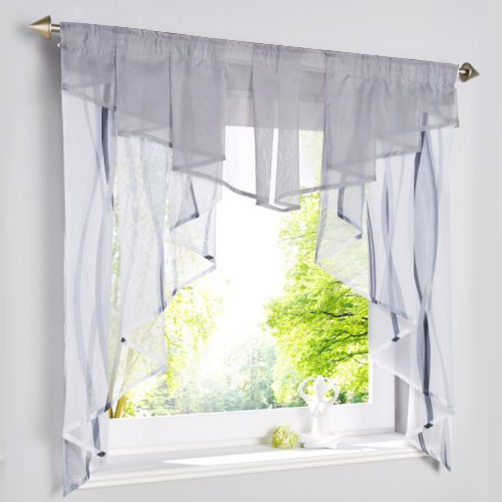 for double treatments room windows of curtain curtains window tall rod dining lovely decoration ideas