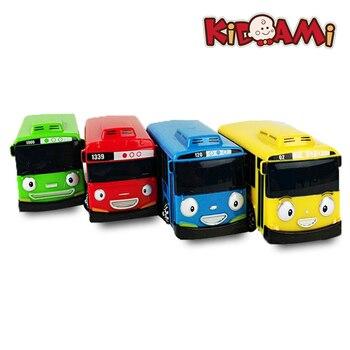 Tayo Pequeno Autobus Ninos Miniatura Juguetes Coreano De Personaje
