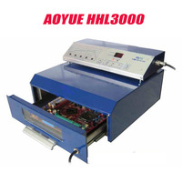 1 PC AOYUE HHL3000 デスクトップ 5 ステージ完全プログラマブル Bga リフロー炉 SMT はんだステーション