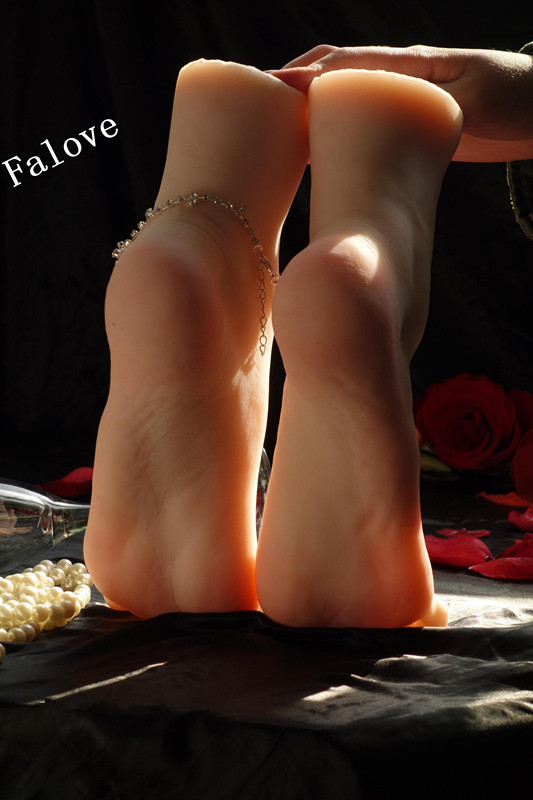 Free Shipping!! Hot New Arrival Lifelike Silicone Foot Model Fashionable Mannequin On Sale