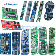 1 S 2 S 3 S 4 S 3A 20A 25A 30A Li-Ion Lithium Batterij 18650 Charger PCB BMS Bescherming board 7.4 V 8.4 V Voor Lipo Batterij Mobiele Park(China)
