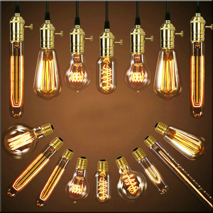 Edison LED Light Bulb E26/E27