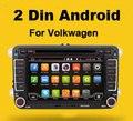 Gps-навигация для Android 4.4 WI-FI Автомобильный Радиоприемник Для VW/PASSAT/JETTA/TIGUAN/POLO/CC/TOURAM/SHARAN dvd automotivo Автомобильный DVD Двойной 2 din