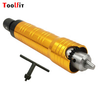 0 6 0mm Electric Drill Handpiece With Chuck Power Tools Accessories Rotary Tool Mini Drill