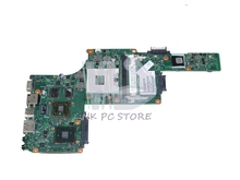 V000245050 Motherboard For Toshiba Satellite L630 Notebook PC Main Board HM55 DDR3 ATI HD5430 Discrete Graphics