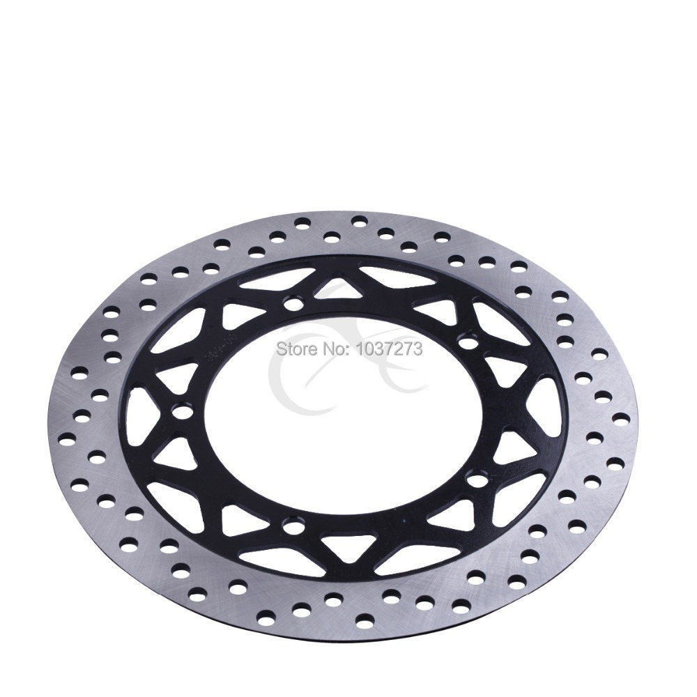 Front Brake Disc Rotor for YAMAHA YBR125 YBR 125 JYM 2007-2012 2008 2009 2010 11 keoghs motorcycle brake disc brake rotor floating 260mm 82mm diameter cnc for yamaha scooter bws cygnus front disc replace