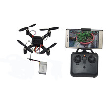 DM002 DIY Mini Micro FPV Quadcopter With WIFI Camera 4CH 6-Aixs Gyro RC Quadcopter Drone Altitude Hold Headless Mode Helicopter