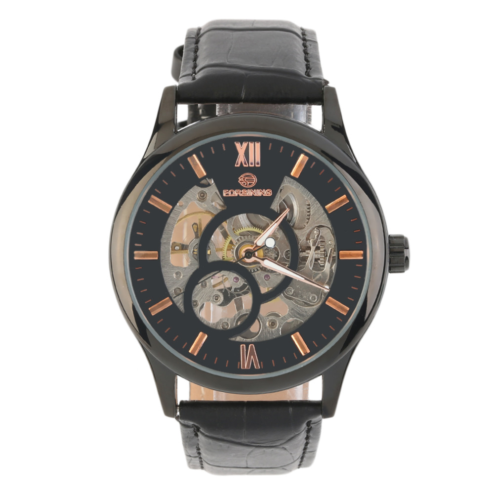 OUTAD Mens Watches Top Luxury Brand Men Tourbillon Watch Automatic Mechanical Men Gold Wrist Watch Relogio Masculino 2017 2017 forsining mens watches top brand luxury men tourbillon watch automatic mechanical men black wrist watch relogio masculino