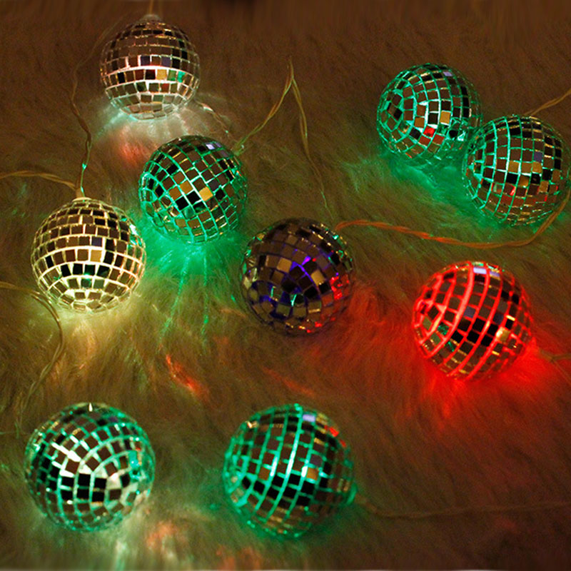 3M Christmas Garland LED Lighting Battery Operated 20LED