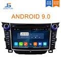 JDASTON Android 9,0 автомобильный dvd-плеер для hyundai I30 Elantra GT 2012-2018 мультимедиа вайфай gps стерео 2 Din Автомобильная магнитола