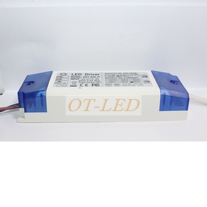 Image 2 - 2 חתיכות 40 W 50 W 60 W LED נהג 18 30x3W 600mA DC54 105V גבוהה כוח LED Powr אספקת הארה