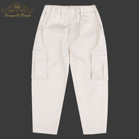 Boys Pants Solid Apricot Children Trousers Kids Trousers for Boys Clothes 2018 Brand Designer Cotton Baby Girls Pants Fille