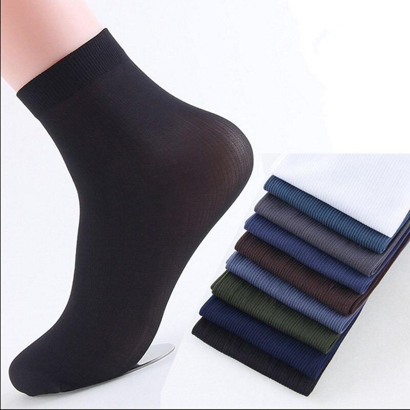 2016 Direct Selling Men Socks Free Shipping Mens Socks 20 Pairs 40 Pieces Nylon High Tenacious Elastic Casual Size 35-43 Free