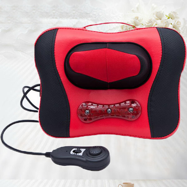 цена на 2016 Best Selling Shiatsu Massage Pillow Made in China Free Shipping