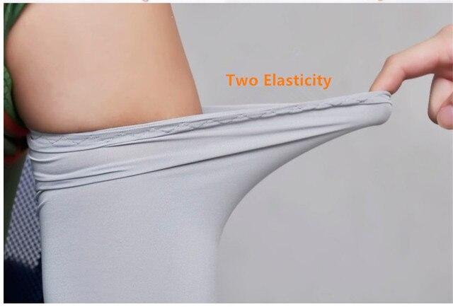 Tecido de gelo respirável proteção uv correndo mangas braço fitness basquete manga esporte ciclismo ao ar livre aquecedores braço ciclismo manguito 4