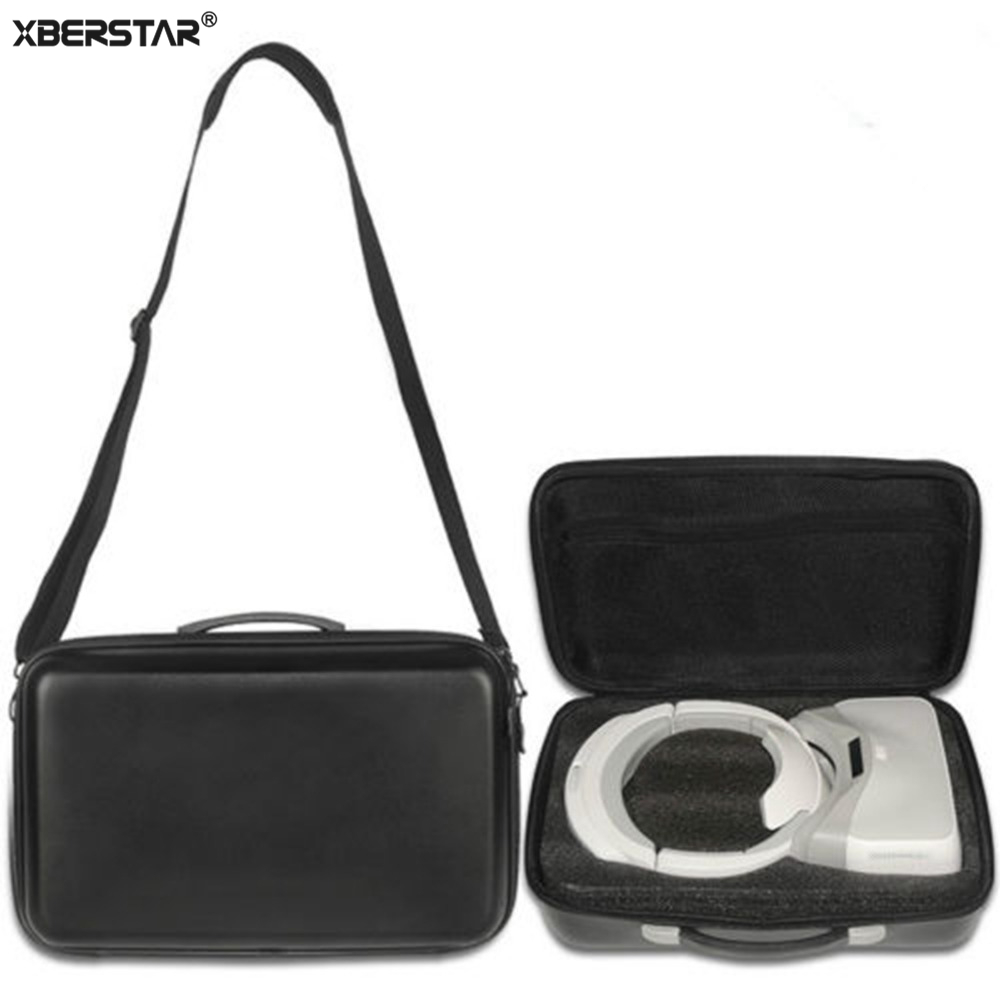 PU Handbag Backpack shoulder Bag Case for DJI Goggles FPV Portable Suitcase for DJI Spark for