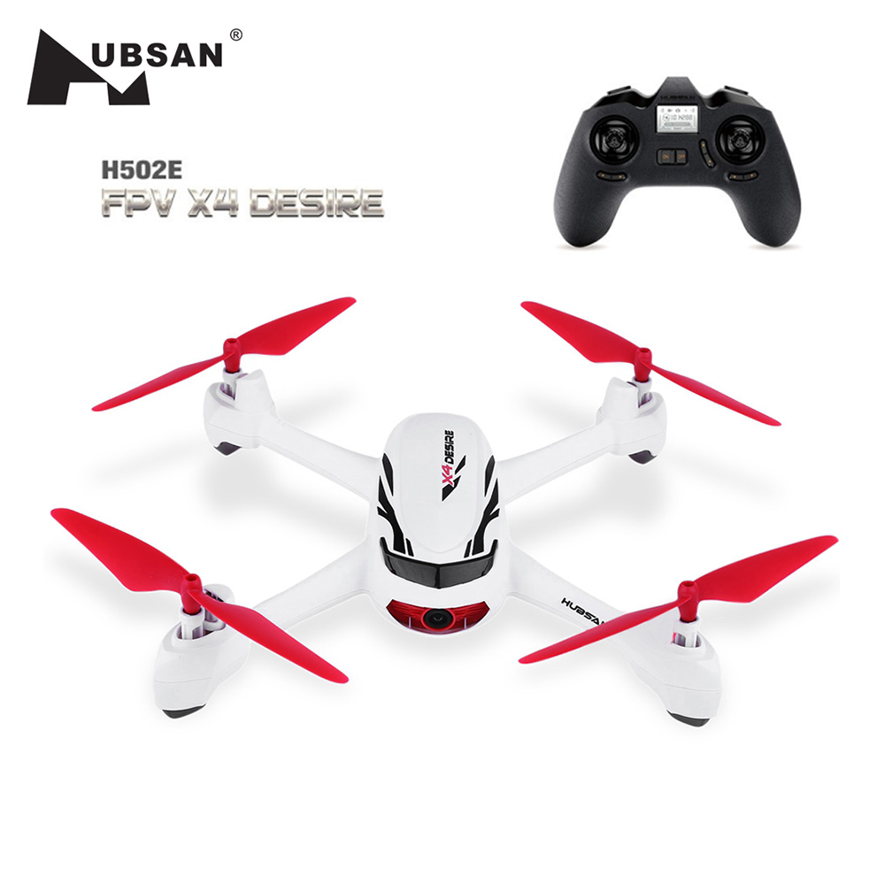 Original Hubsan H502E X4 Drone With 720P HD Camera 2.4G 4CH GPS Altitude Mode RC Quadcopter RTF Mode Switch Dron Toys 3d metal auto car performance badge decal fender emblem for trd sports racing