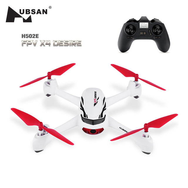 Original Hubsan H502E X4 Drone With 720P HD Camera 2.4G 4CH GPS...