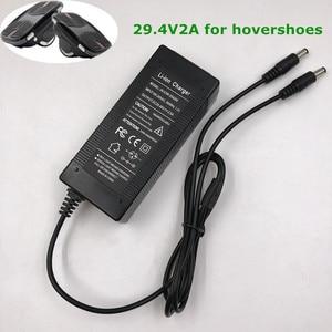 Image 1 - 29.4V 2A Hovershoes Pin Sạc Điện Cho Sakteboard Hovershoes Tự Cân Bằng Thông Minh Smart Điện Di Chuột Lăn Giày