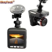 OkeyTech Best Car DVR Anti Radar Detector 2 In 1 Multiple Car Detector Video Recorder Camera