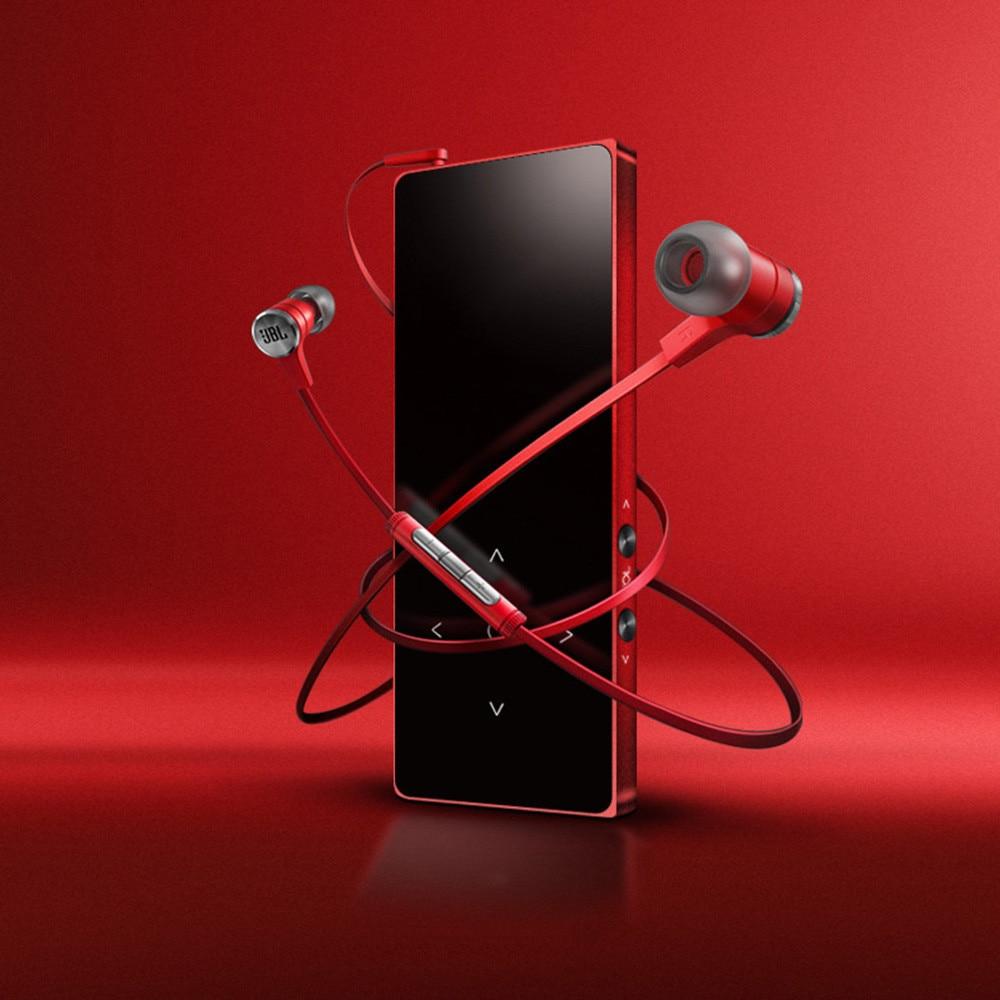 NEW FASHION MP3 Player FM Portable 16G LCD Screen HiFi Lossless Sound Music USB Support Micro SD TF Card Walkman Lettore JANN26