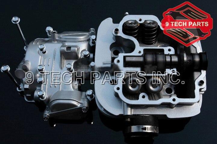 GN250 GZ250 DR250 LT250 GN300 Elettrico Tachi TESTATA Gruppo Completo Con tutte le parti